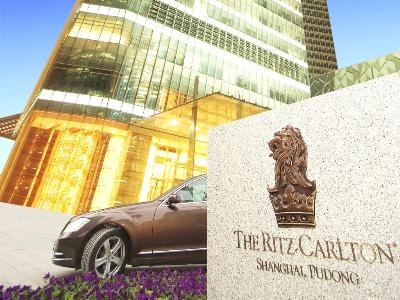 The Ritz-Carlton Shanghai, Pudong - Book and Save ! | Ctrip.com