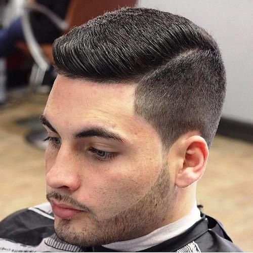 Short Hairstyles For Men With Cowlicks Best Short Hair Styles