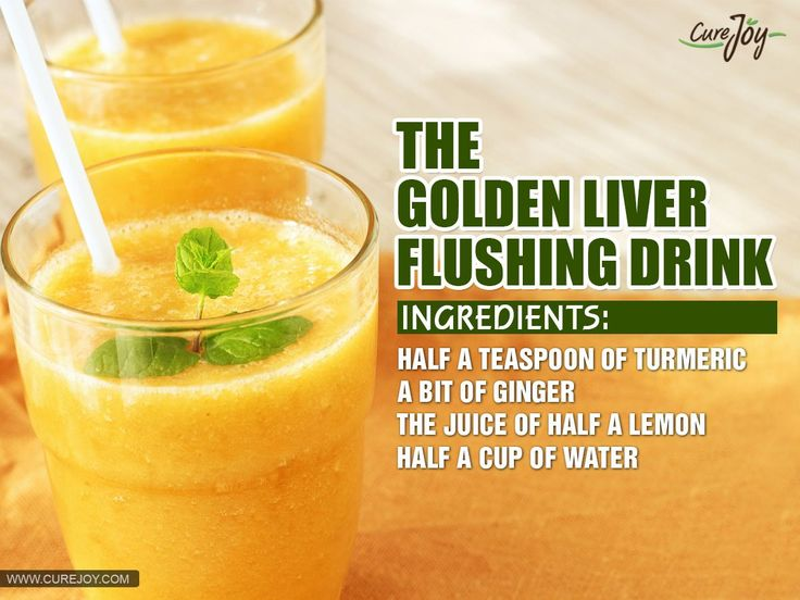 The Golden Liver Flushing Drink  This juice not only flushes toxins from your liver, but it also prevents gallstones and cleans your bowels. It also settles down your stomach after a big meal. #lifestyle #health