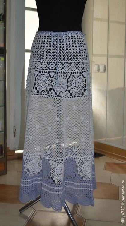 Crochet юбки