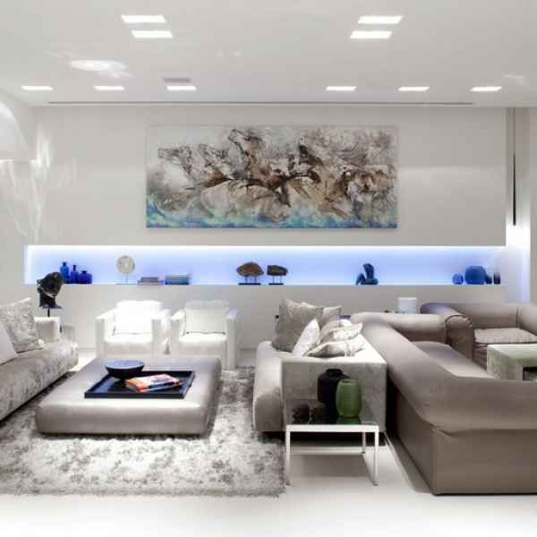 Ideal Lampen und Leuchten richtig in Szene setzen u so wird ein wohnliches Ambiente kreiert