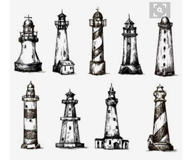 """""""The light house stands for what each character wants the most""""-Nerve"""