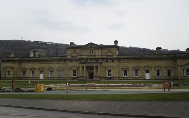 Eureka! The 1855 Station Building, Halifax, West Yorkshire
