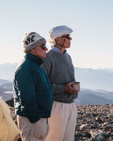 In Memoriam: North Face Co-Founder Douglas Tompkins