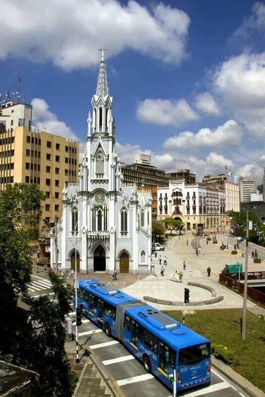 La Ermita. Cali. Valle del Cauca. Colombia