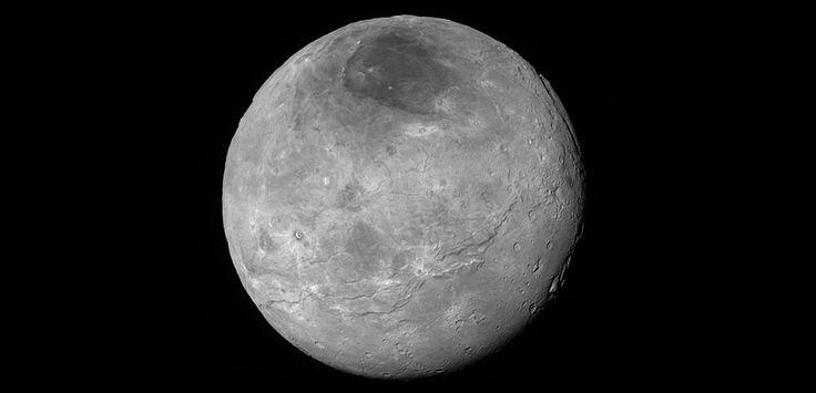 New Horizons : une éclipse du Soleil par Pluton en haute définition
