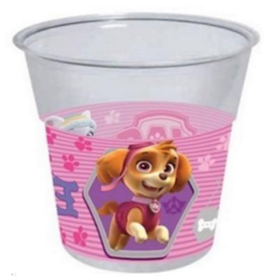 Vasos de cumpleaños de la patrulla canina en color rosa. Por fin la colección completa de artículos para fiesta de la patrulla canina en rosa !!! #patrullacanina #cumpleañospatrullacanina #cumpleañospawpatrol #pawpatrolbirthday #fiestapatrullacanina #fiestapawpatrol #pawpatrolparty #pawpatrolpartydecoration #chiquiparty #cumpleaños #fiestastematicas #fiestasbonitas
