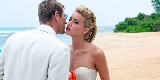 what's old is new again: style inspiration: Amber Heard in The Rum Diary