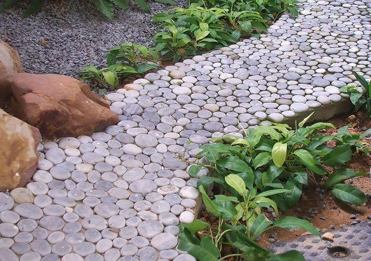 komunikacja w ogrodzie
