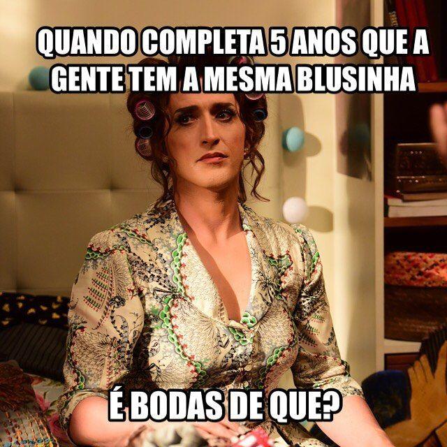 """3,977 curtidas, 107 comentários - Dona Hermínia • PauloGustavo31 (@donaherminia) no Instagram: """"Bodas de lisos de grana"""""""