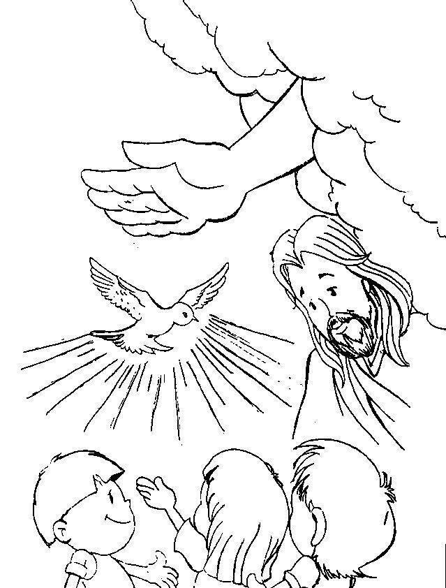 Atividades De Catequese Sobre Pentecostes Para Aprender A Biblia