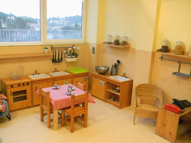play kitchen area- Reality beats: ETHICS AND AESTHETICS IN SCHOOL