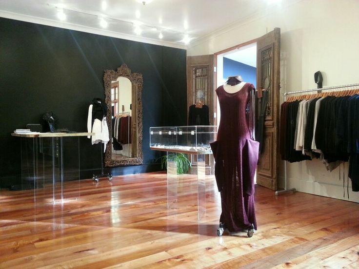 ONE YORK dunedin, new zealand. Designer fashion, art, jewellery. Including Mild-Red, Debra Fellowfield, Darkblack, Paul Tulloch, Graham Bennett with more on the way.