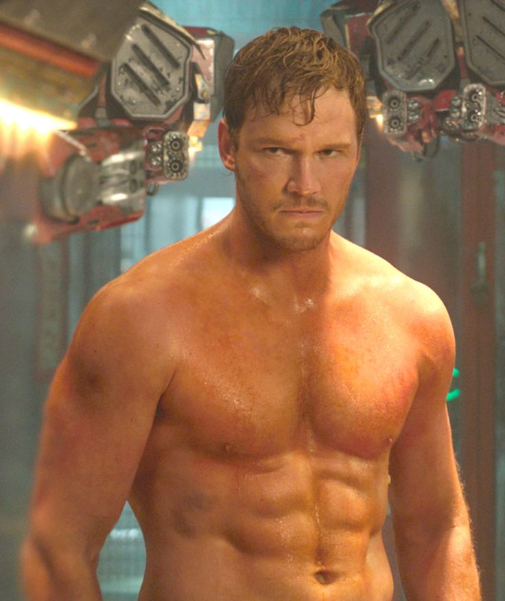 Want to look like a leading man in a blockbuster summer movie? Do what Chris Pratt did in preparation for Marvel/Disney's upcoming Guardians Of The Galaxy. Here