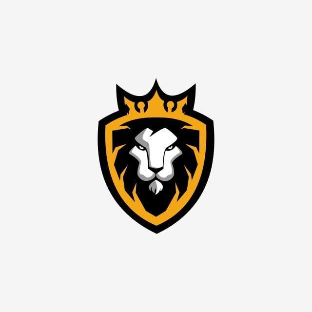 Lion Protector Logo Design Template Lion Head Logo Lion King Logo Elements For Brand Identity Lion King Clipart Logo Icons Brand Icons Png And Vector With Tr Lion Head Logo Logo