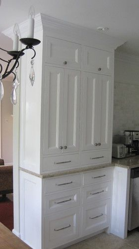 Building Pantry Cabinets Design, Pictures, Remodel, Decor and Ideas