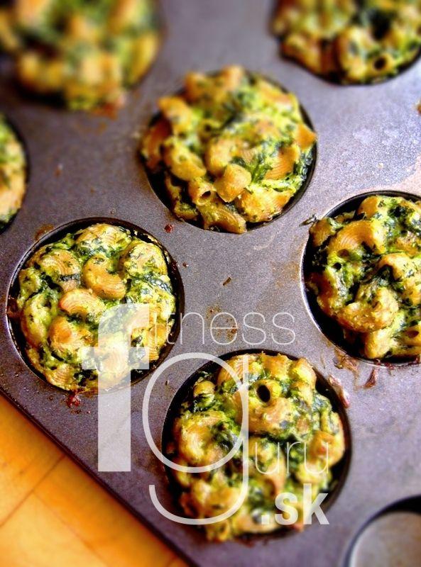 Mac & cheese muffiny