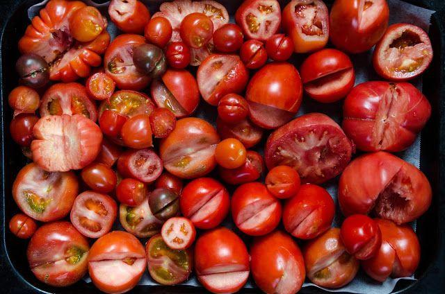 FARBROR GRÖN: Krossade tomater vårt bästa recept