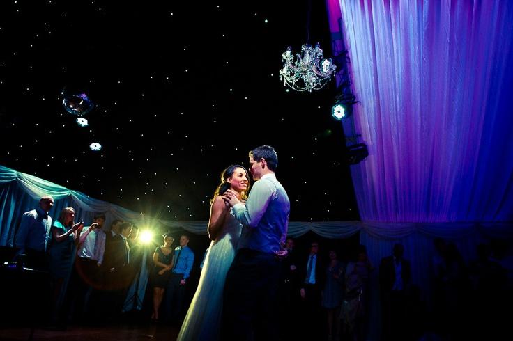 Heaton House Farm - Starlight ceiling - drapes - chandeliers