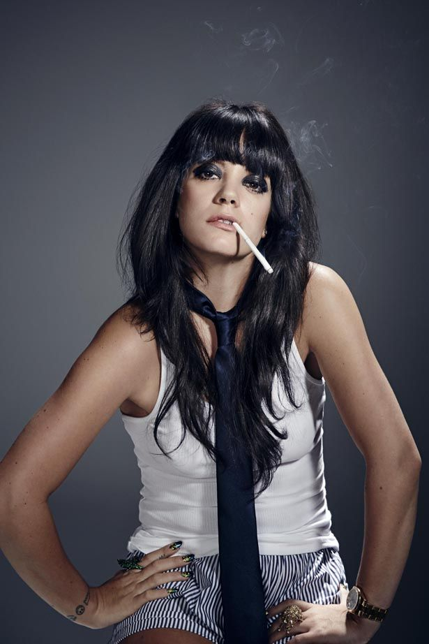 17 Best images about LILLY ALLEN Lily Allen