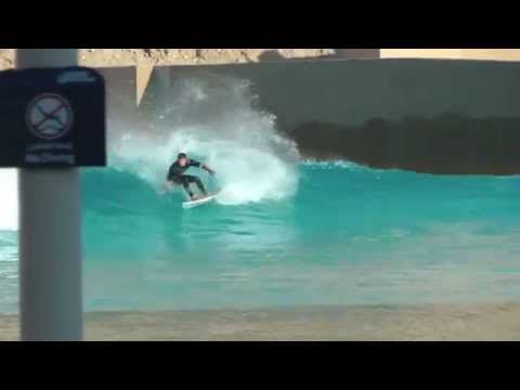 Who is up for a fun trip to Dubai - Surfing Wave Pool Dubai - YouTube
