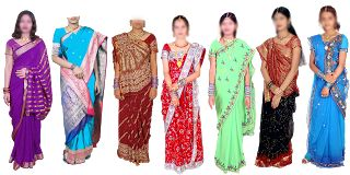 ALL PSD FOR PHOTOSHOP : INDIAN LADIES DRESSING   PSD