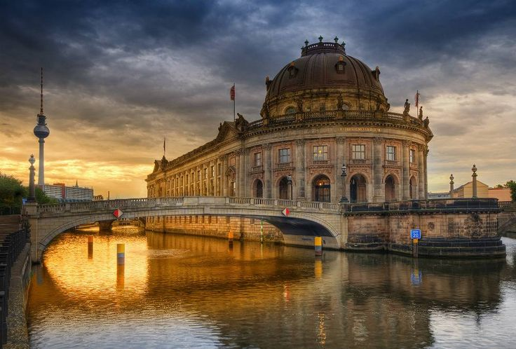 Spend a day on the Museum Island