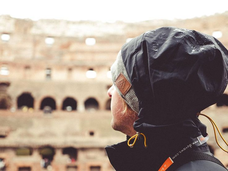 ::Taking it back to Warped Tour Europe when we visited the Colosseum in Rome:: #rome #colosseum #warpedtour #tbt #roamtheplanet #explore #beanieseason