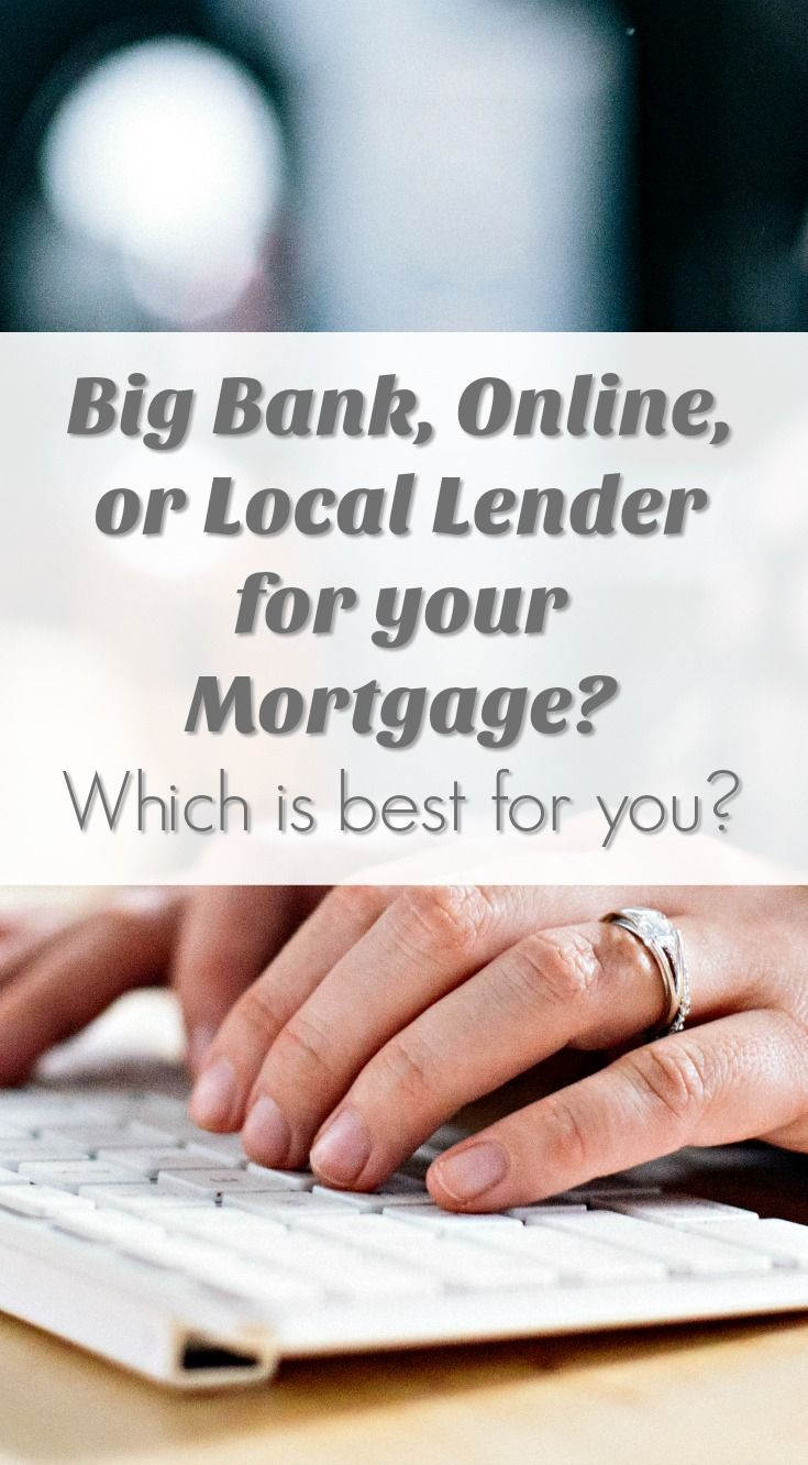 how to find a local mortgage lender