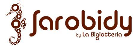 Logo Sarobidy :: perle e componenti per bigiotteria | Oriago | Mira | Venezia | Padova | Treviso