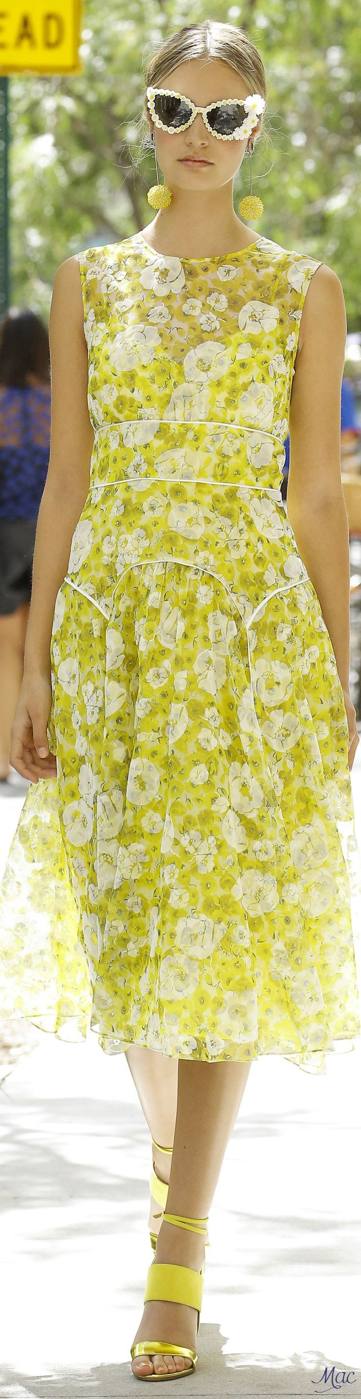 Spring 2017 Ready-to-Wear Lela Rose