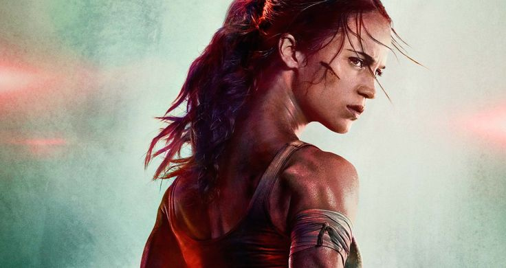 Tomb Raider Film Starring Alicia Vikander Gets First Poster and Teaser; Trailer Coming Tomorrow