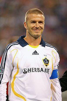 David Beckham Nov 11 2007