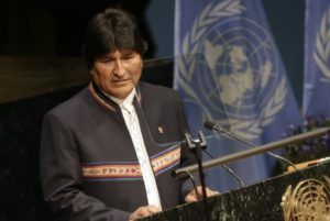 Bolivia's president Evo Morales to endure throat surgical procedure in Cuba