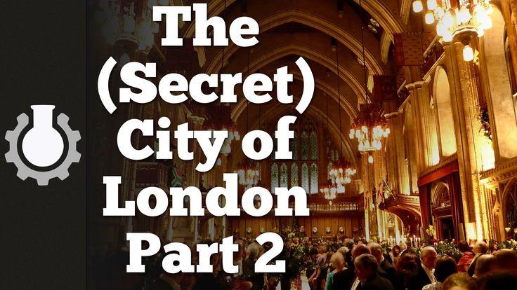 The (Secret) City of London, Part 2: Government