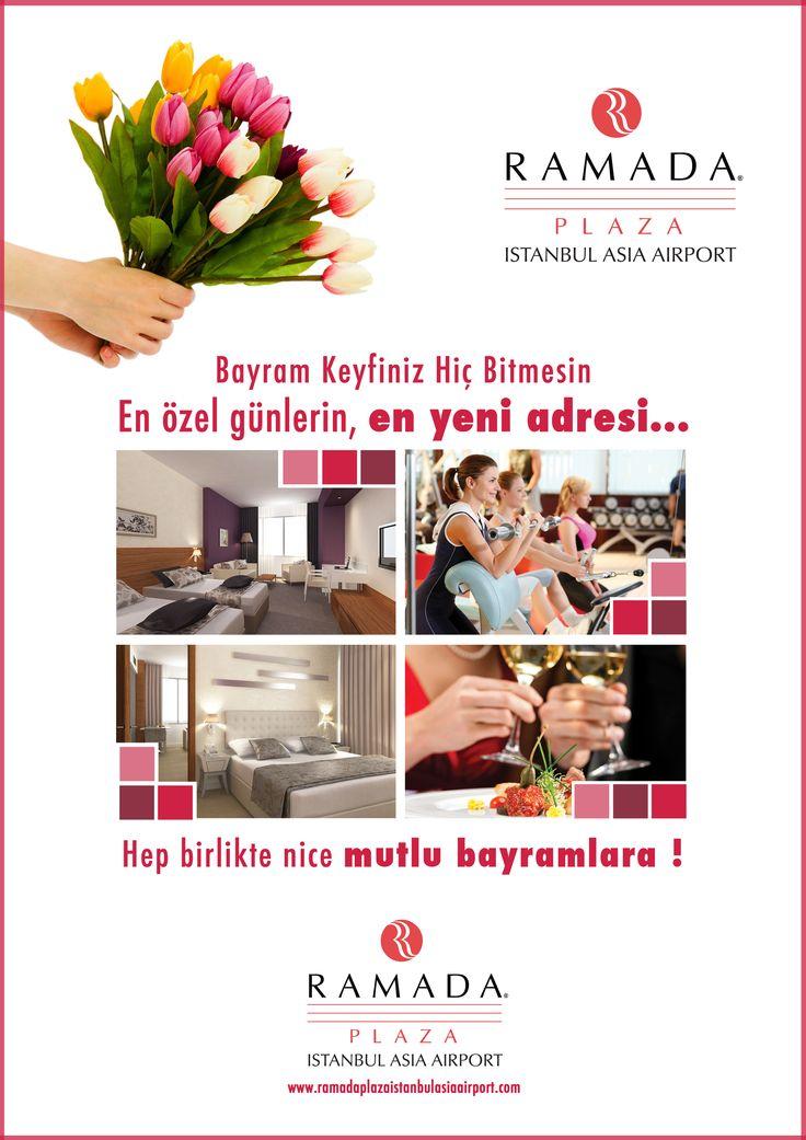 Ramada Plaza İstanbul Asia Airport Hotel ailesi olarak, Kurban Bayramınızı en içten dileklerimizle kutlarız !