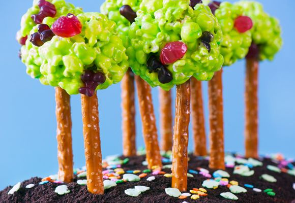 Earth Day Cake