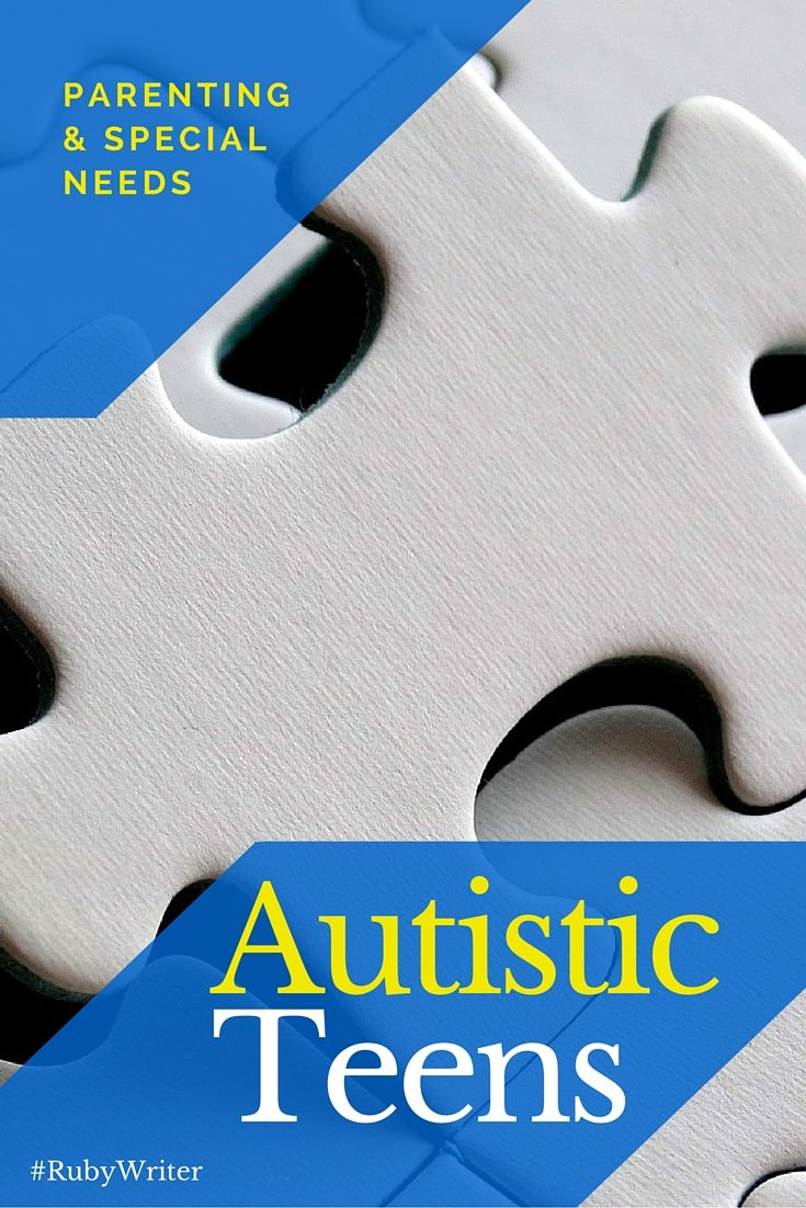 Autistic teens face all the physical changes of adolescence but may lack the intellectual ability to understand them |…