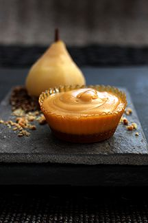 The best dessert on earth... Amarula Custard Caramel Cups
