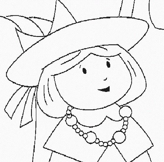 coloring pages to print madeline - photo#22