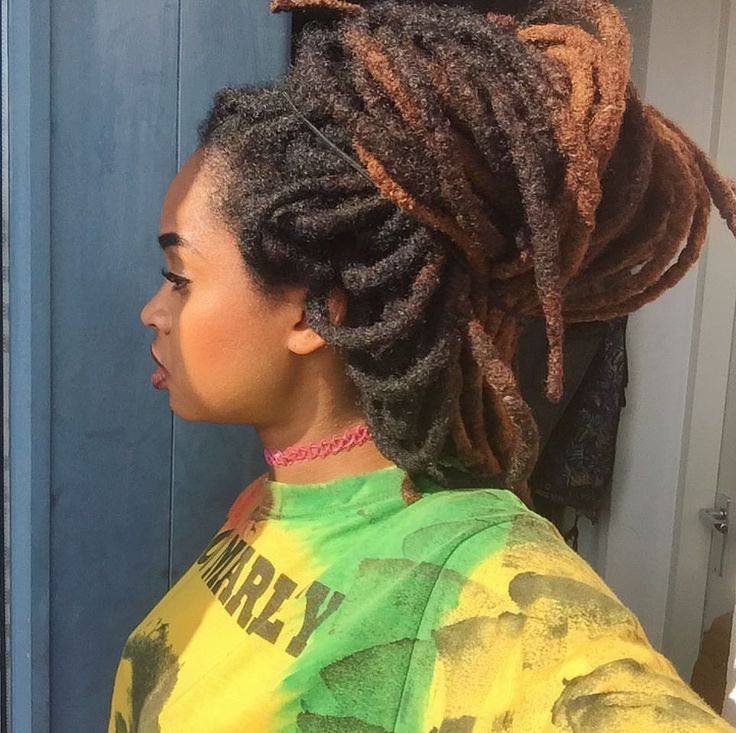 Jamaican Hairstyles Gallery: 362 Best Images About Bongo Natty Dreadlock On Pinterest
