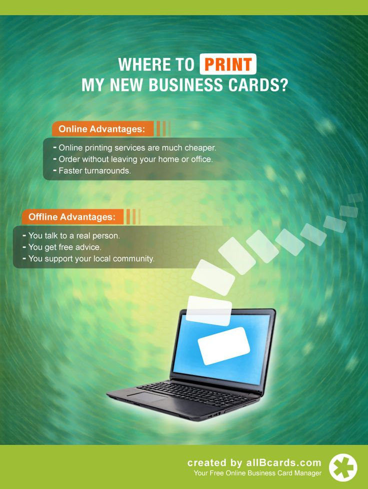 31 best business card networking tips images on pinterest printing online and offline check out our complete guide to business cards 100 reheart Images