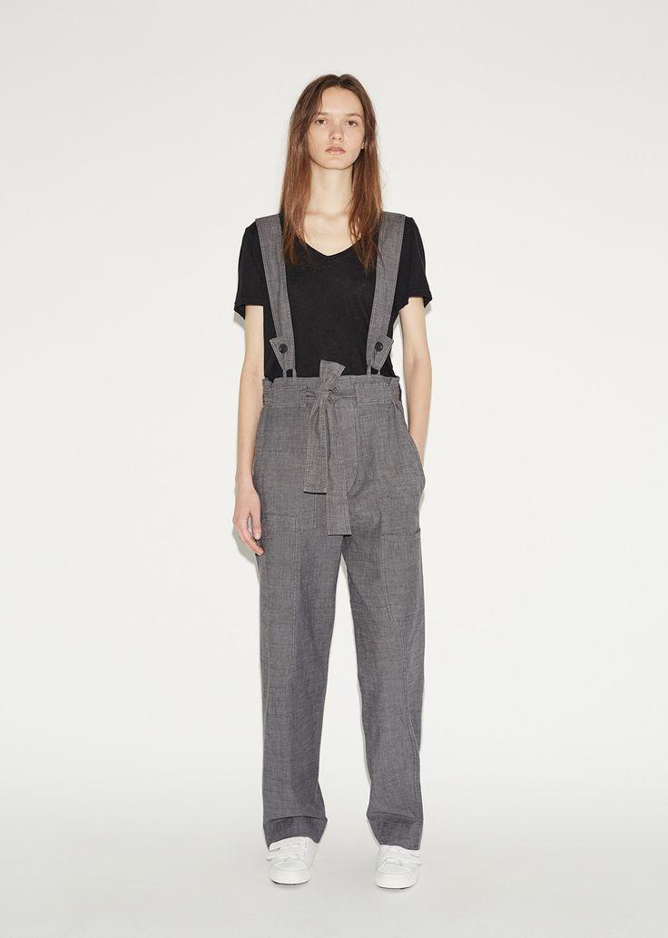 Adrien Suspender Pants