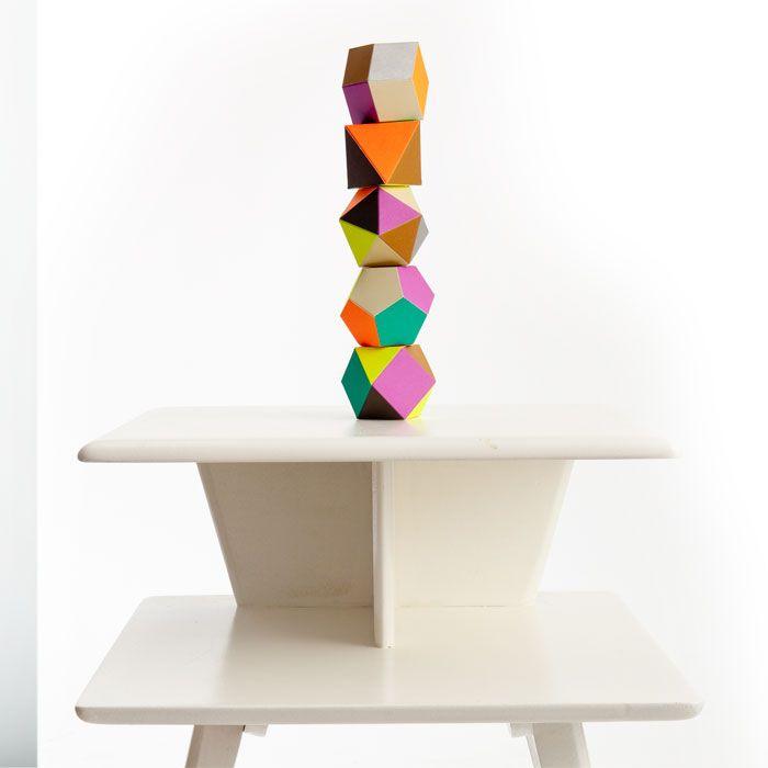 Clara Von, Geometric Mobiles, Mobiles Collection, Themis Mobiles, Illustration Clara, A R Stores, Faceted Geometric, Bounce, Themis Collection