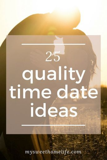 If your love language is quality time, yet you've been struggling to find it in your relationship, check out these date ideas for inspiration.