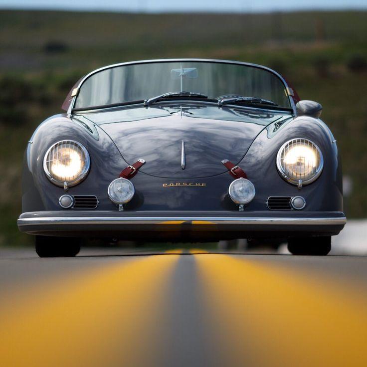 245 Best Porsche 356 Speedster Images On Pinterest Car Black