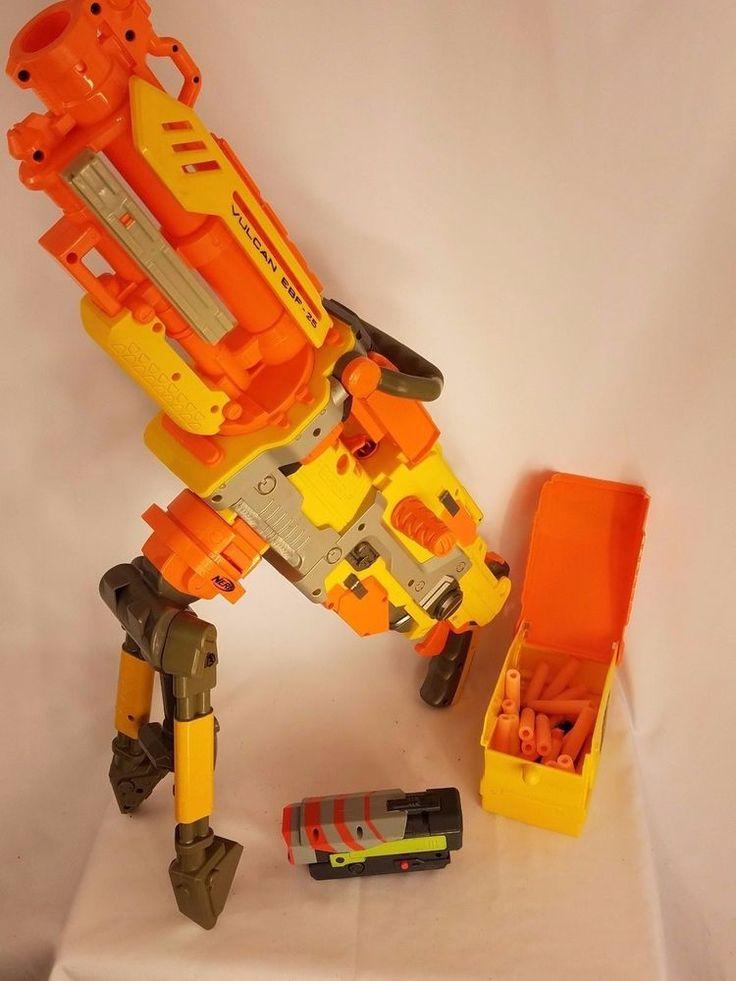 best nerf machine gun