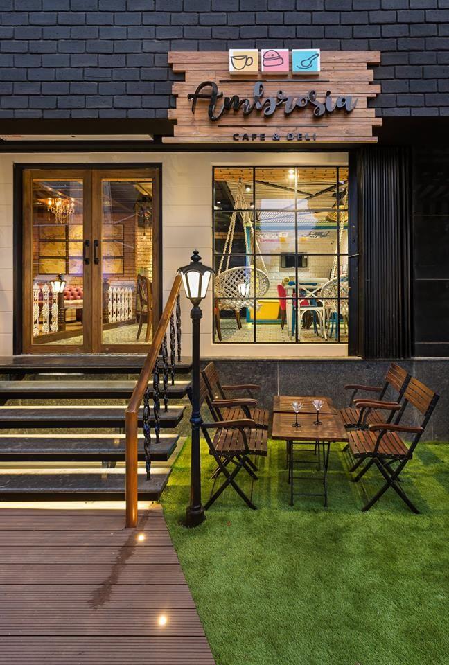 Pin On Ambrosia Cafe Deli