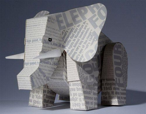 paper artist Carlo Giovani