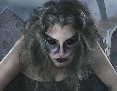 "Check out new work on my @Behance portfolio: ""Halloween""…"